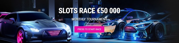 TTR Casino Promotion