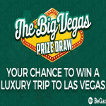 Win a luxury trip to Las Vegas with Vegas Luck