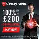 Vegas Hero Casino Bonus And  Review News