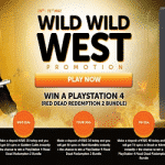 WildSlots Casino - Wild Wild West Promotion
