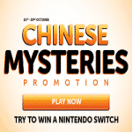WildSlots - Chinese Mysteries Promotion