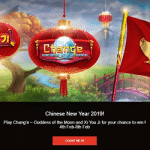 Chinese New Year 2019 - celebrate at WildSlots