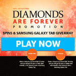 Wild Slots Promotion: Diamonds Are Forever