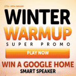 WildSlots - Super Promo: Winter Warm-up