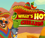 Willy's Hot Chillies Video Slot Game