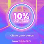 Winny Casino Review Bonus