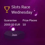 A Slots Race Wednesday at Zen Casino