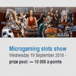 ZigZag777 - Microgaming Slots Show